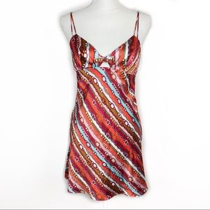 Victoria's Secret Nightgown Chain Print M